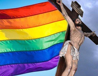 Así se criticaría la Semana Santa si se utilizaran los argumentos para atacar el Orgullo LGTBI