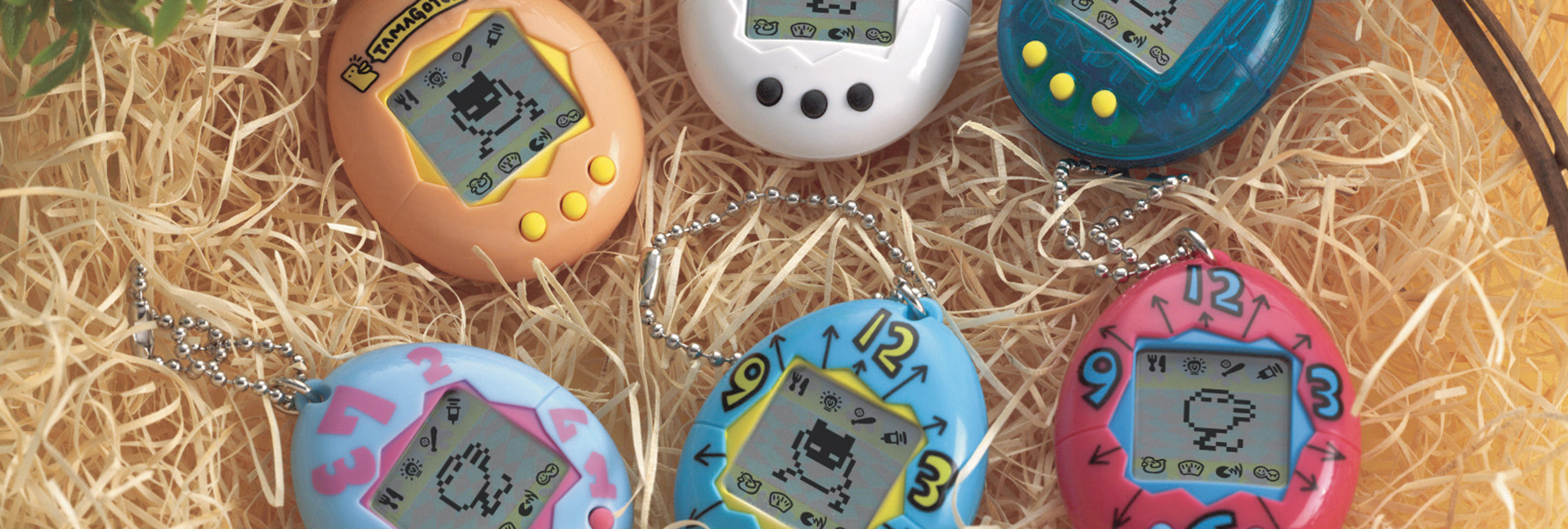 Los Tamagotchi vuelven al mercado en su versión original de 1996