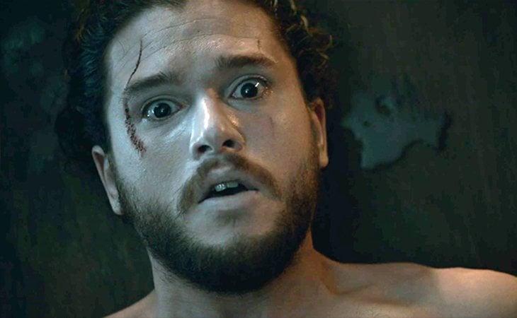 Jon Snow fue resucitado por Melissandre