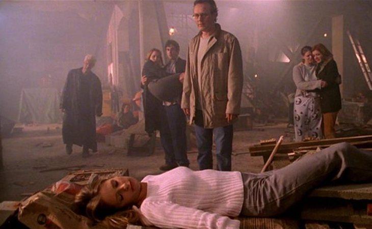 La muerte de Buffy fue muy real durante meses