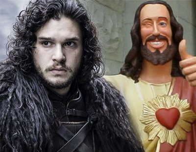 12 personajes de ficción que resucitaron como Jesucristo