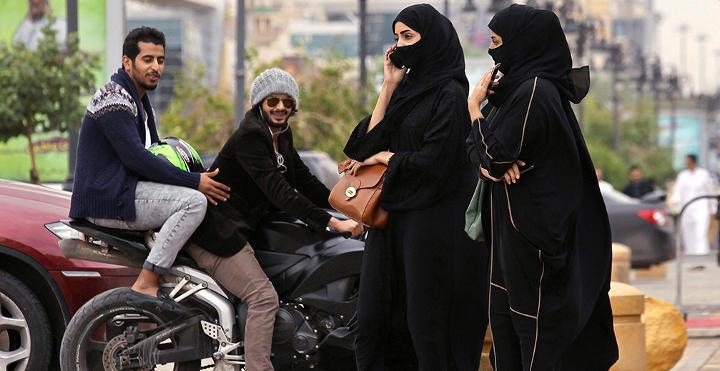 Mientras unas luchan por sus derechos, otras tienen muy interiorizada su cultura