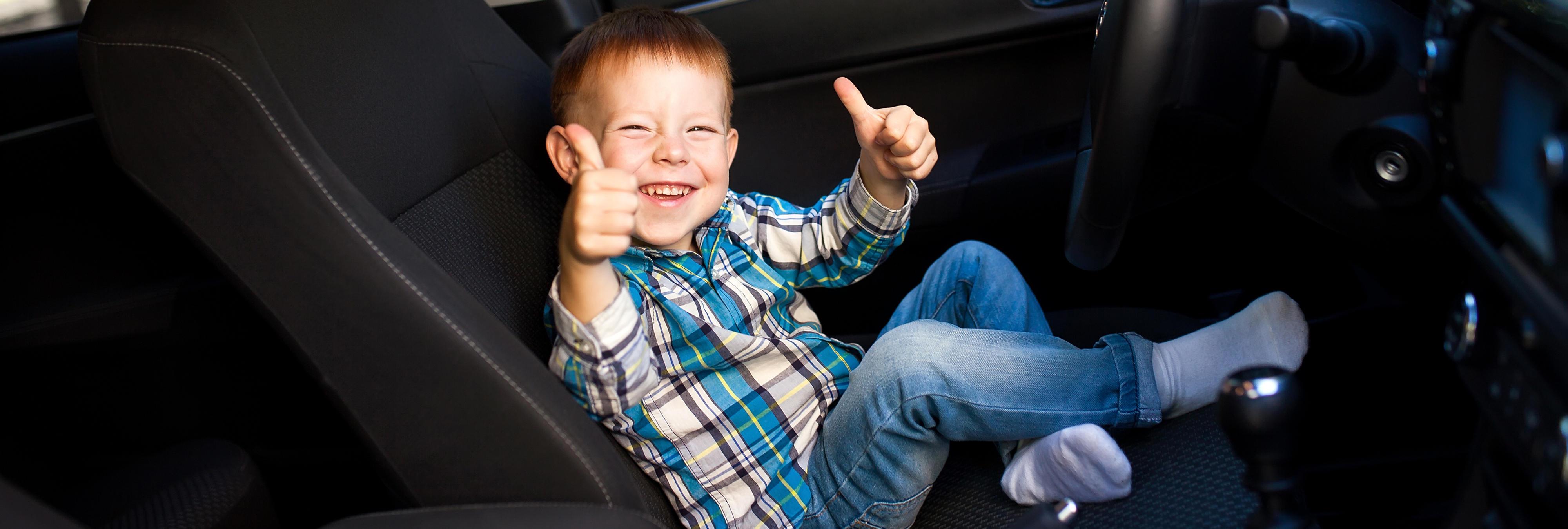 Un niño de 8 años coge el coche hasta el McDonald's tras aprender a conducir con tutoriales de YouTube