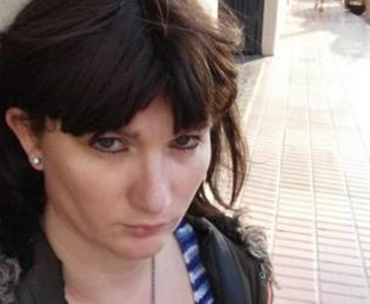 Artizar Díaz es una activista trans y miembro de la marina