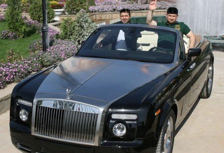 Kadyrov posee los mejores polideportivos en un país que aún sufre las consecuencias de dos guerras recientes