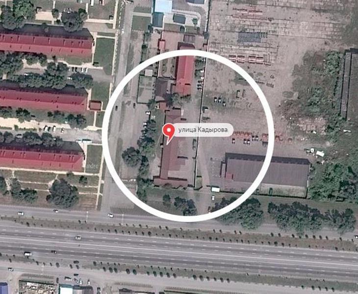 Uno de los posibles campos de concentración destinados a reprimir a la población homosexual