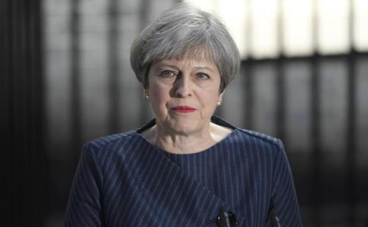 Theresa May anuncia elecciones anticipadas