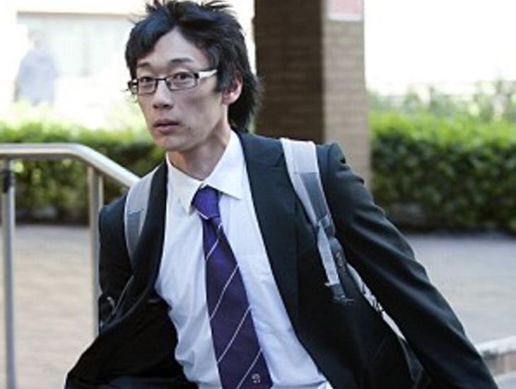 Sherpman Lp ha sido acusado por abusos sexuales contra una compañera de la universidad
