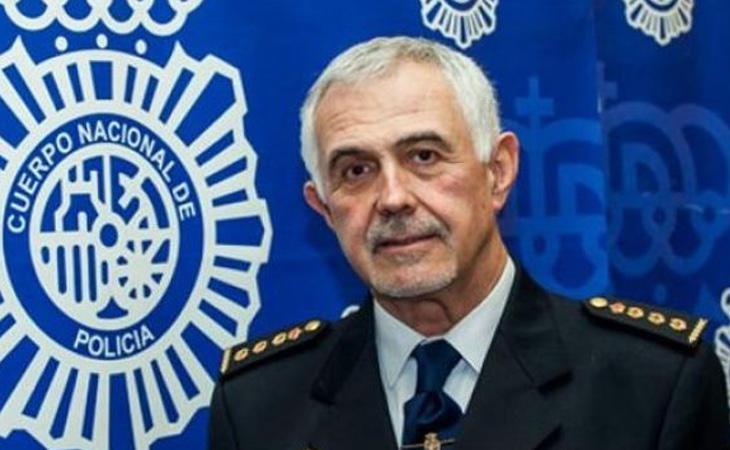 Héctor Moreno García ha sido recientemente nombrado jefe de la Policía Nacional en Cantabria tras haber sido indultado por delitos de tortura