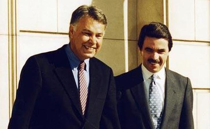 Aznar y González han concedido múltiples indultos a agentes condenados por torturas