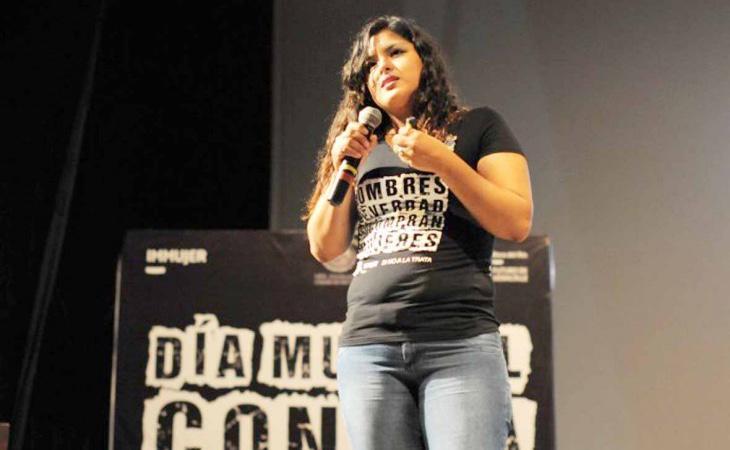 Karla cuenta su historia para denunciar la impunidad con la que actuan las mafias en México