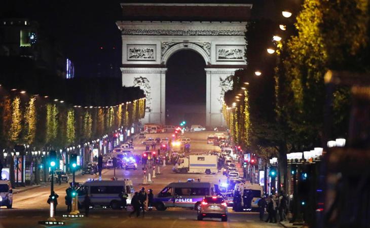 Nuevo atentado en Francia a tres días de las elecciones presidenciales