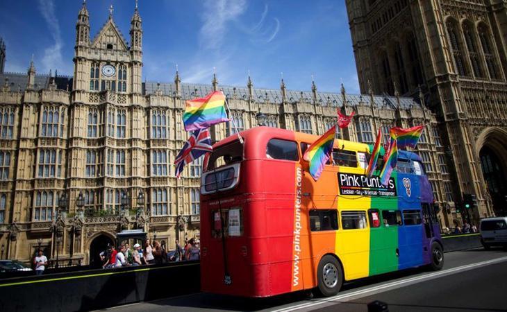 La homofobia ha aumentado de manera considerable tras la aprobación del Brexit