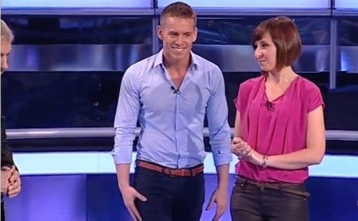 Los creadores de Chicfy participaron en el programa 'Atrapa un millón' de Antena 3