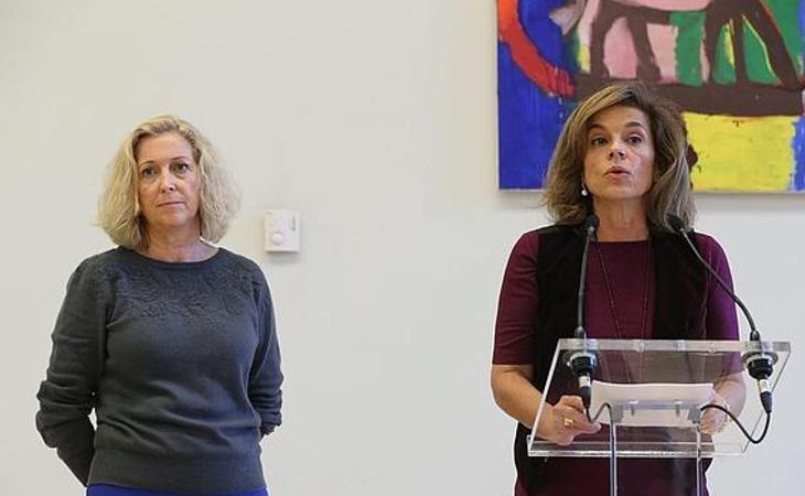 Concepción Dancausa había formado parte del equipo de Gobierno de Ana Botella en el ayuntamiento de Madrid