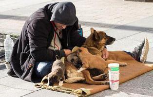 El ayuntamiento de Murcia multa a indigentes por dormir y comer en la calle