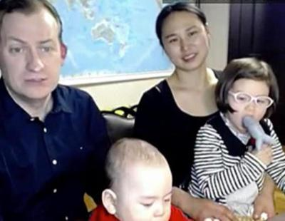 Los niños del vídeo viral del profesor de la BBC ya tienen su propia serie animada