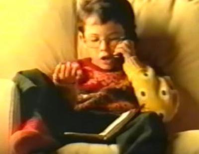 ¿Recuerdas al niño de 'Hola, soy Edu, Feliz Navidad?' Pues ahora está irreconocible