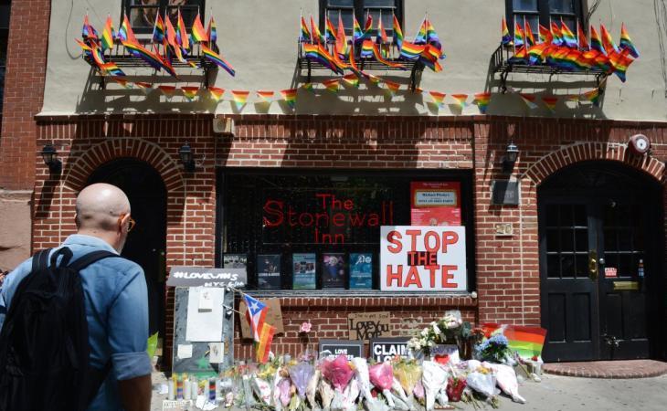 La taberna del Stonewall es un símbolo para la comunidad LGTBI
