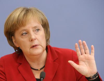 Merkel defiende la igualdad de la mujer pero no le gusta definirse como feminista