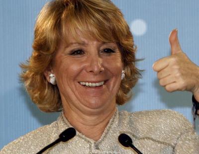 ¿A qué se puede dedicar Esperanza Aguirre tras su dimisión?