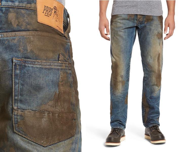 Los pantalones de la polémica