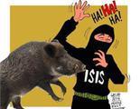 Unos jabalíes matan a tres miembros del Estado Islámico