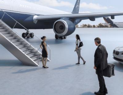 El aeropuerto de Los Ángeles inaugura una terminal para famosos y VIP