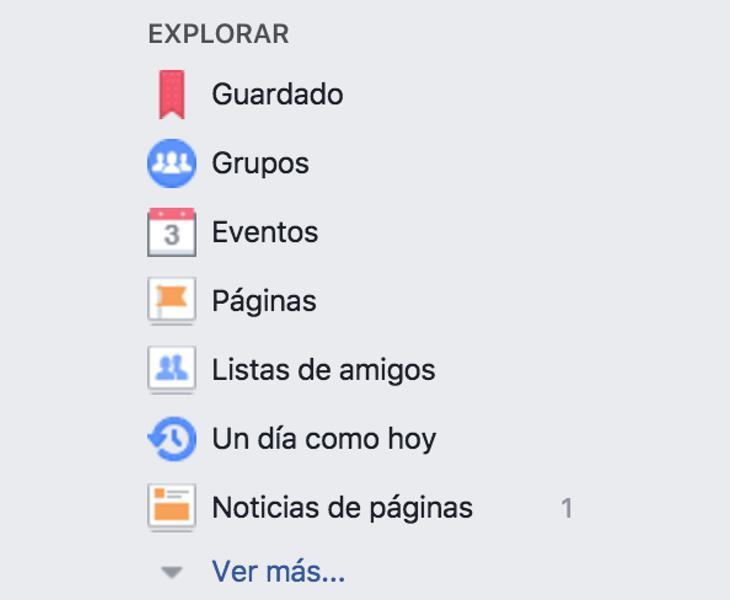 Si accedemos a nuestra lista de amigos podremos configurar sobre quiénes queremos ser notificados cuando escriban algo nuevo
