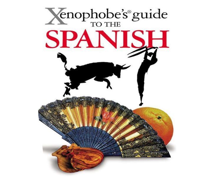 En este libro se ataca y mucho a los españoles