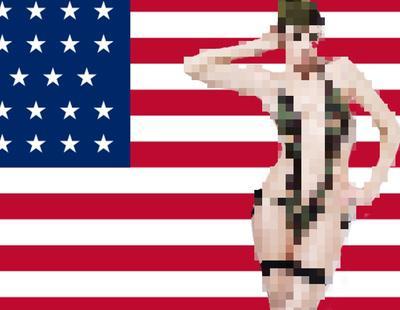 Venden un archivo con miles de fotos de militares americanas desnudas en la Deep Web