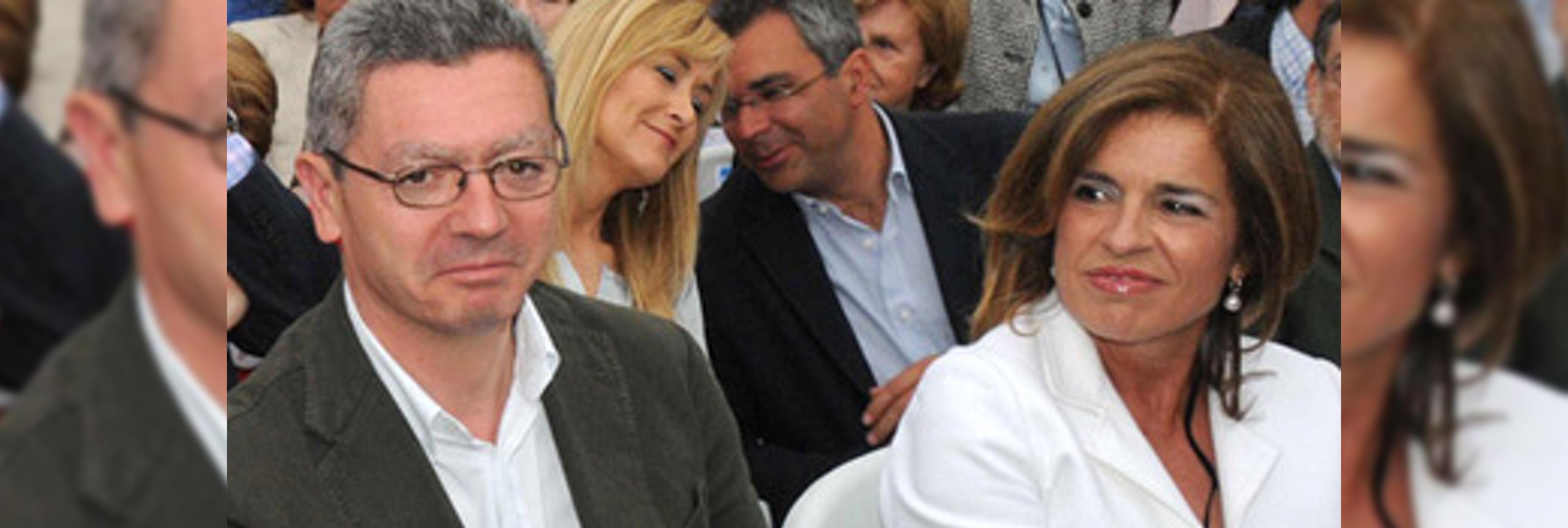 Gallardón y Botella regalaron 16 millones de euros a subcontratas vinculadas con Lezo y Púnica