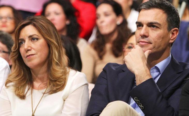 Los igualados resultados entre Sánchez y Díaz han dejado muy pocas posibilidades reales para el candidato Patxi López