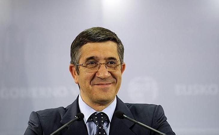 El exlehendakari vasco, Patxi López