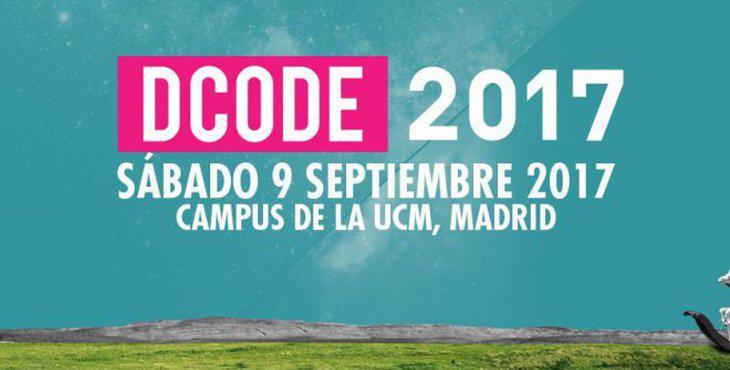 El madrileño DCODE cerrará la temporada festivalera de 2017