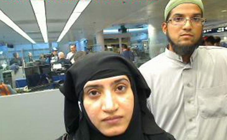 La Policía no incorporó a los responsables del atentado en San Bernardino en la lista de personas radicalizadas