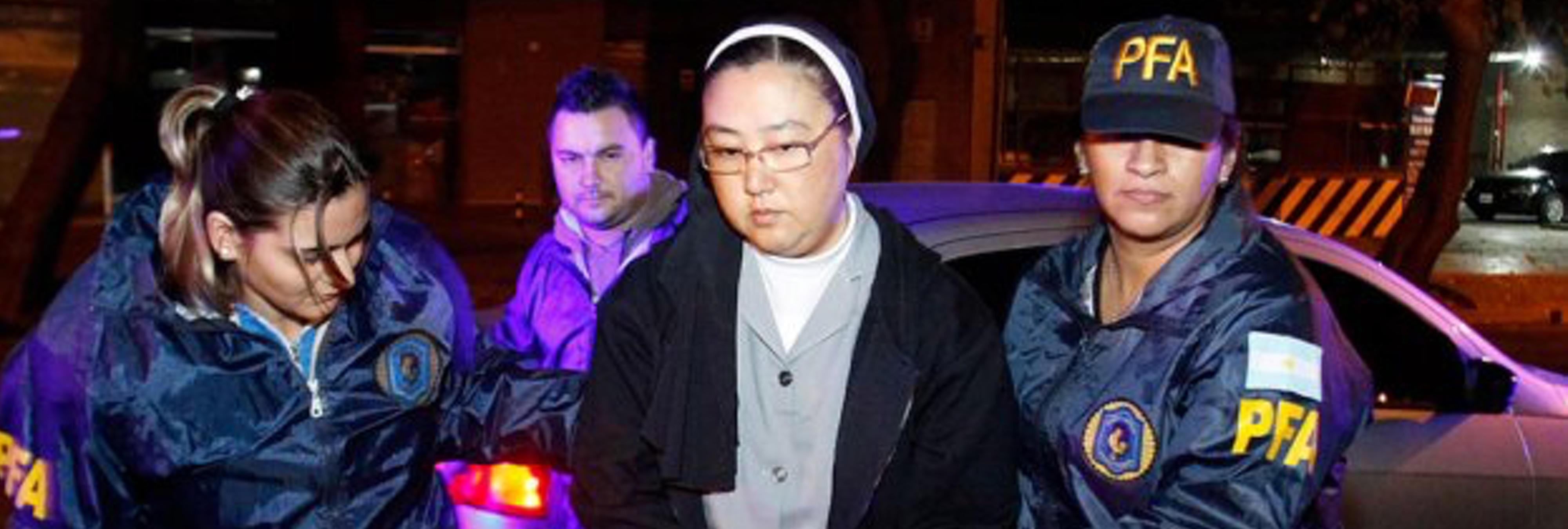 """Kumiko, """"la monja mala"""" que entregaba niños """"sumisos"""" a curas pederastas"""
