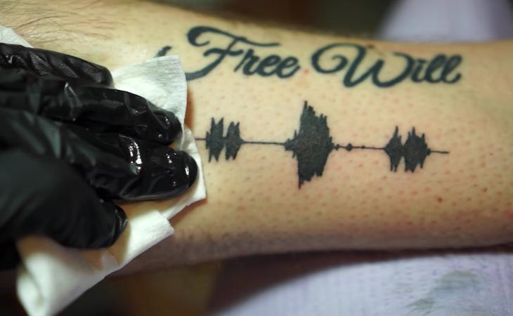 Ya es posible almacenar sonidos en la piel