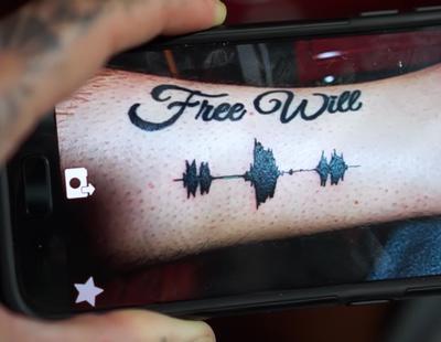 ¿Tatuajes con sonido? Ya es posible