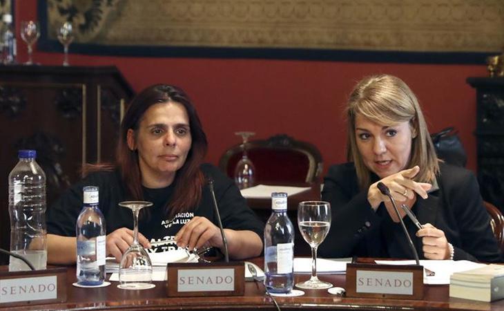 La presidenta de Ve-la-luz, Gloria Vázquez, invitada a una sesión del Observatorio contra la Violencia de Género