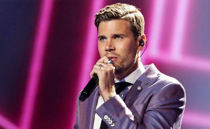 Robin Bengtsson es el chulazo oficial de Eurovisión 2017