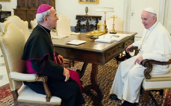 Papa y Fratini