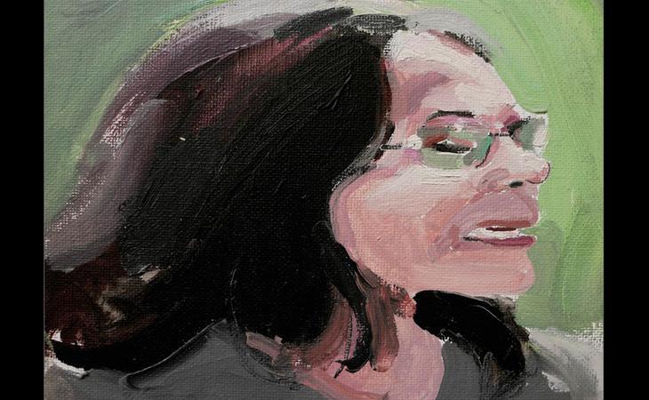 Isabel Pantoja y su escena para el recuerdo
