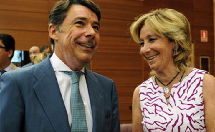 El caso Aneri fue un supuesto fraude en los cursos de formación durante la época de Esperanza Aguirre al frente de la Comunidad de Madrid