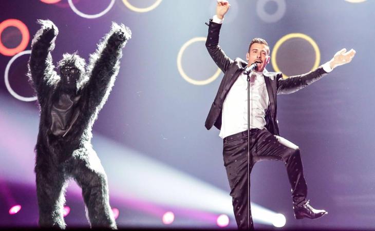 Italia, la gran favorita de Eurovisión 2017