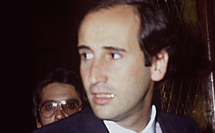 Francis Franco, en una fotografía de archivo