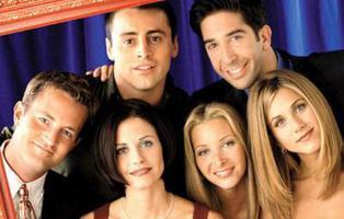 Así sería una nueva e hipotética temporada de 'Friends'