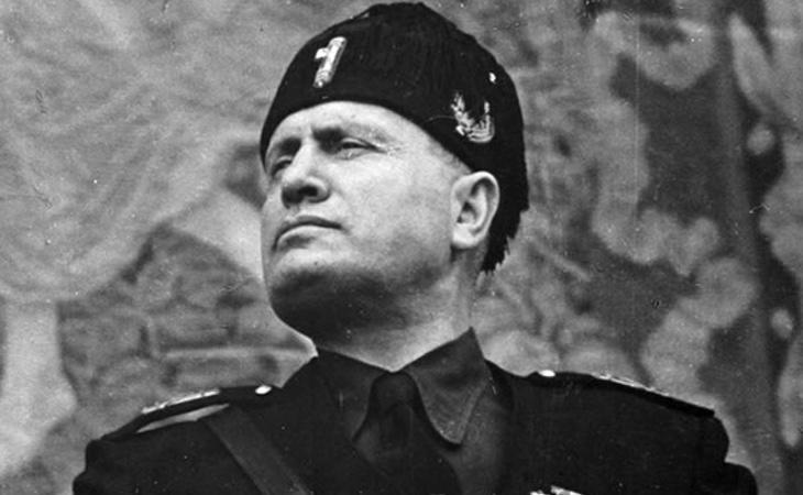 El cadáver de Benito Musolini estuvo vagando por lugares recónditos durante 12 años