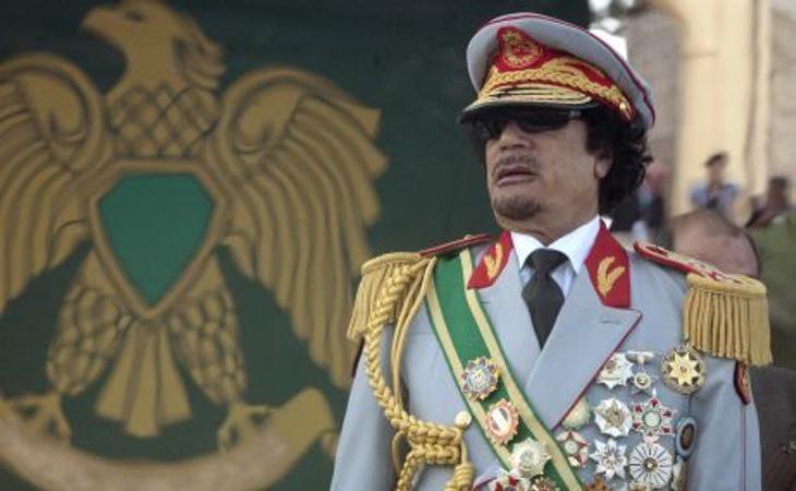 Los restos de Muamar el Gadafi fueron enterrados en un lugar indeterminado de Libia