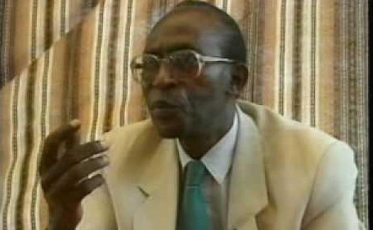 Théodore Sindikubwabo fue el responsable de un millón y medio de muertes en tan solo unos meses